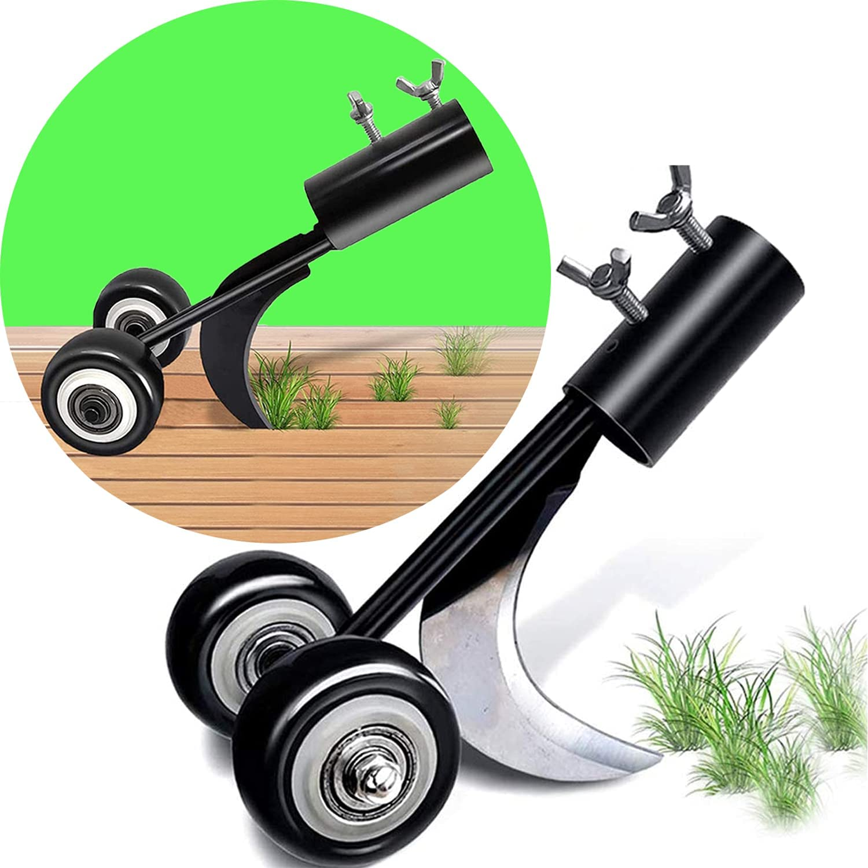 Beita Crevice Weeding Tools with Wheels, Stand Up Weeding Tools for Garden Patio Backyard Lawn Sidewalk Driveways Weeds.