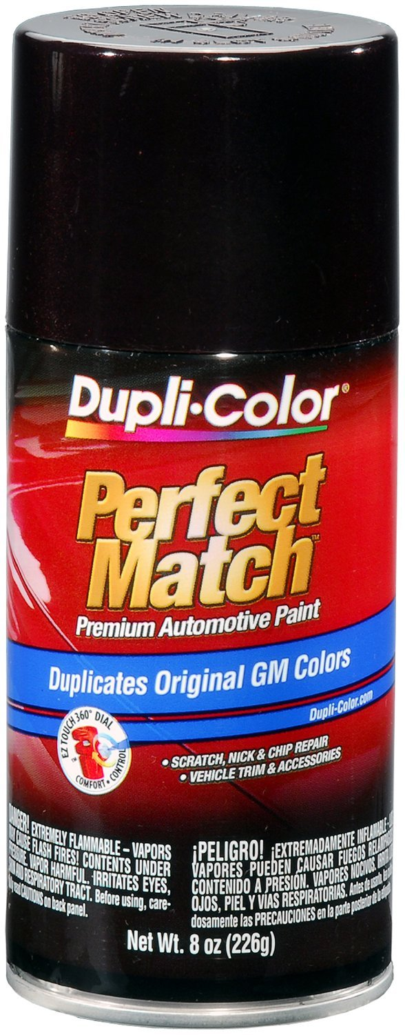 Amazon.com: Dupli-Color EBHA09417 Gold Metallic General Motors ...