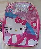 Hello Kitty Mini Backpack with Hood