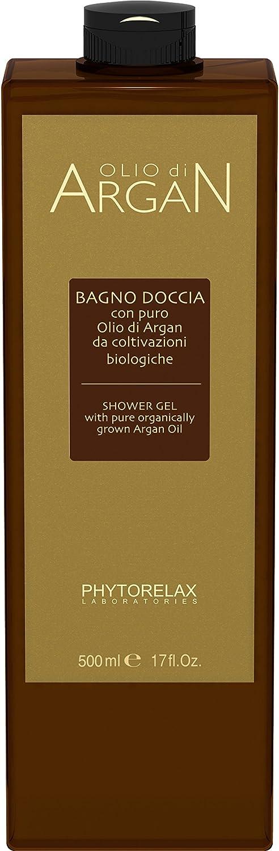 Phytorelax Gel De Ducha Energizante Argan Oil 500.0 ml