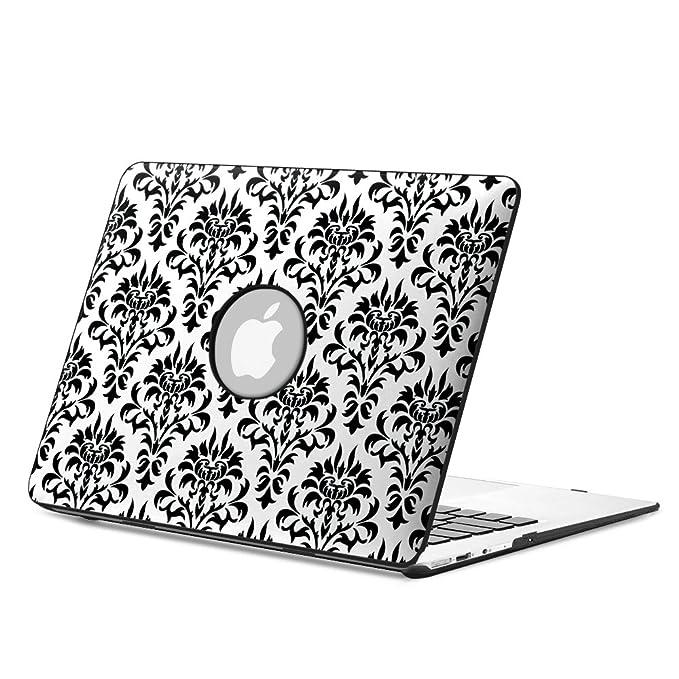 Fintie Funda para Macbook Air 13 - Carcasa Dura con Cuero Sintético para Apple MacBook Pro 13.3 Pulgadas con Pantalla de la Retina A1502 / A1425 ...