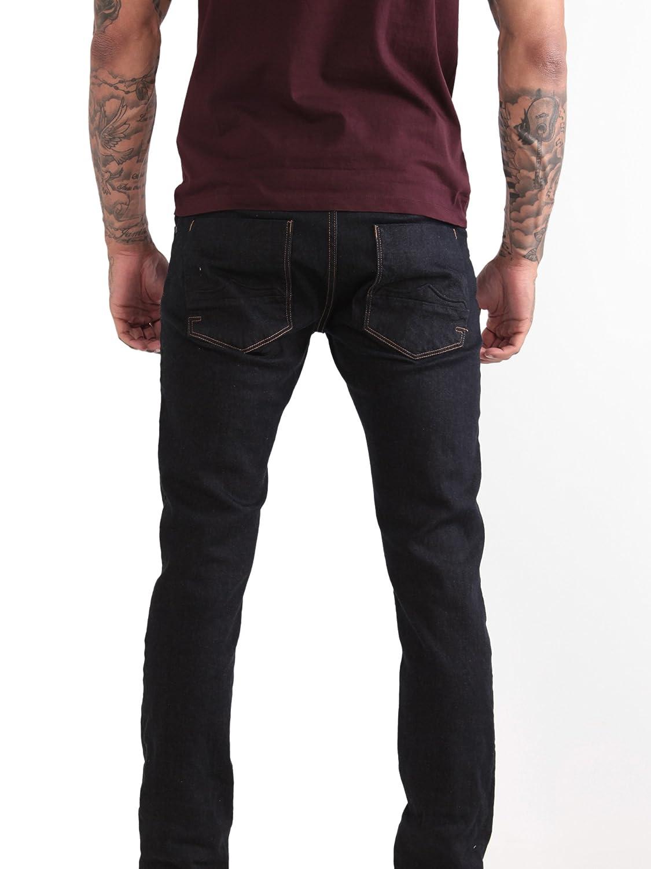 883 Police Cassady MOT 128 Stretch Jeans Dark Wash