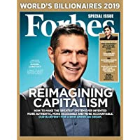 1-Year (14 Issues) of Forbes Magazine Subscription