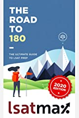 The Road to 180: The Ultimate Guide to LSAT Prep (LSATMax LSAT Prep) Kindle Edition