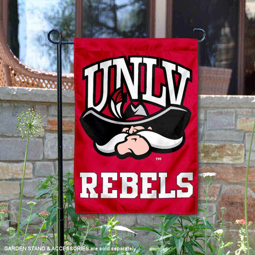 College Flags and Banners Co UNLV Runnin Rebels Flag Large 3x5