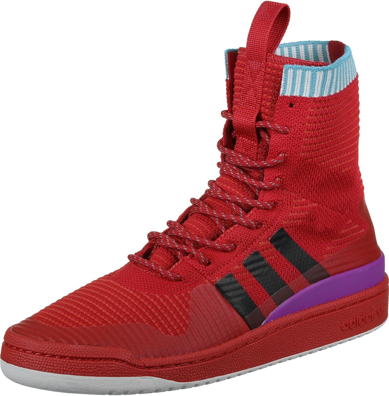 adidas Herren Forum Winter Pk Fitnessschuhe, rot Rot Escarl Negbas Pursho