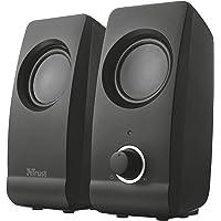 Caixa de Som Remo 2.0 Speaker Set - Preto