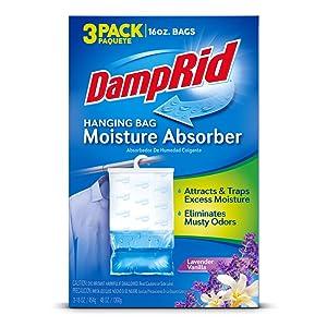DampRid FGAM86LV Moisture Absorber Lavender Vanilla