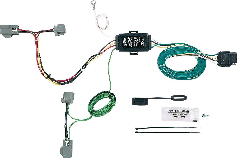 Hopkins 41595 Plug-In Simple Vehicle to Trailer Wiring Kit