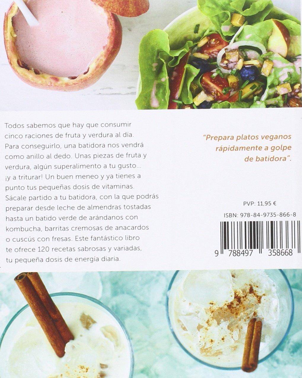 Mix It. Deliciosas Recetas Veganas Preparadas Con La Batidora: Amazon.es: Lena Suhr, Lidia Álvarez Grifoll: Libros