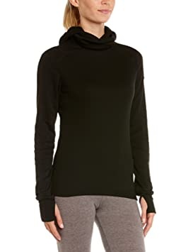 Odlo Revolution TW X-warm Pull-Over manches longues Femme FR : M (Taille Fabricant : M) XQEXjEuzB