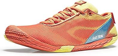 TSLA BK30 / BK40 Zapatillas minimalistas para correr, para hombre, (TF-BK30-RY), Herren 43 D(M) EU: Amazon.es: Zapatos y complementos