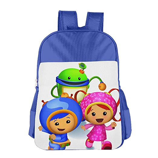 e42bf1c1649c Amazon.com: Bot Team Umizoomi School Backpack Bag: Home & Kitchen