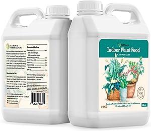 Liquid Plant Food | Indoor Plant Fertilizer | Eco Home & Garden - Orchid Fertilizer | Fiddle Leaf Fig Plant Food | Bonsai Fertilizer | Succulent Fertilizer | House Plant Fertilizer