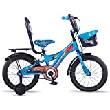 Hero Disney 16T Cars Junior Cycle with Carrier
