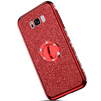 Cases, Covers & Skins Housse Etui Coque Bumper Case Cover Tpu Samsung Galaxy S8 Couleur Rouge Cell Phones & Accessories
