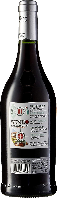 Caja de Berberana Carta de Plata Vino tinto - 6 botellas x 750 ml. - 4500 ml: Amazon.es: Alimentación y bebidas