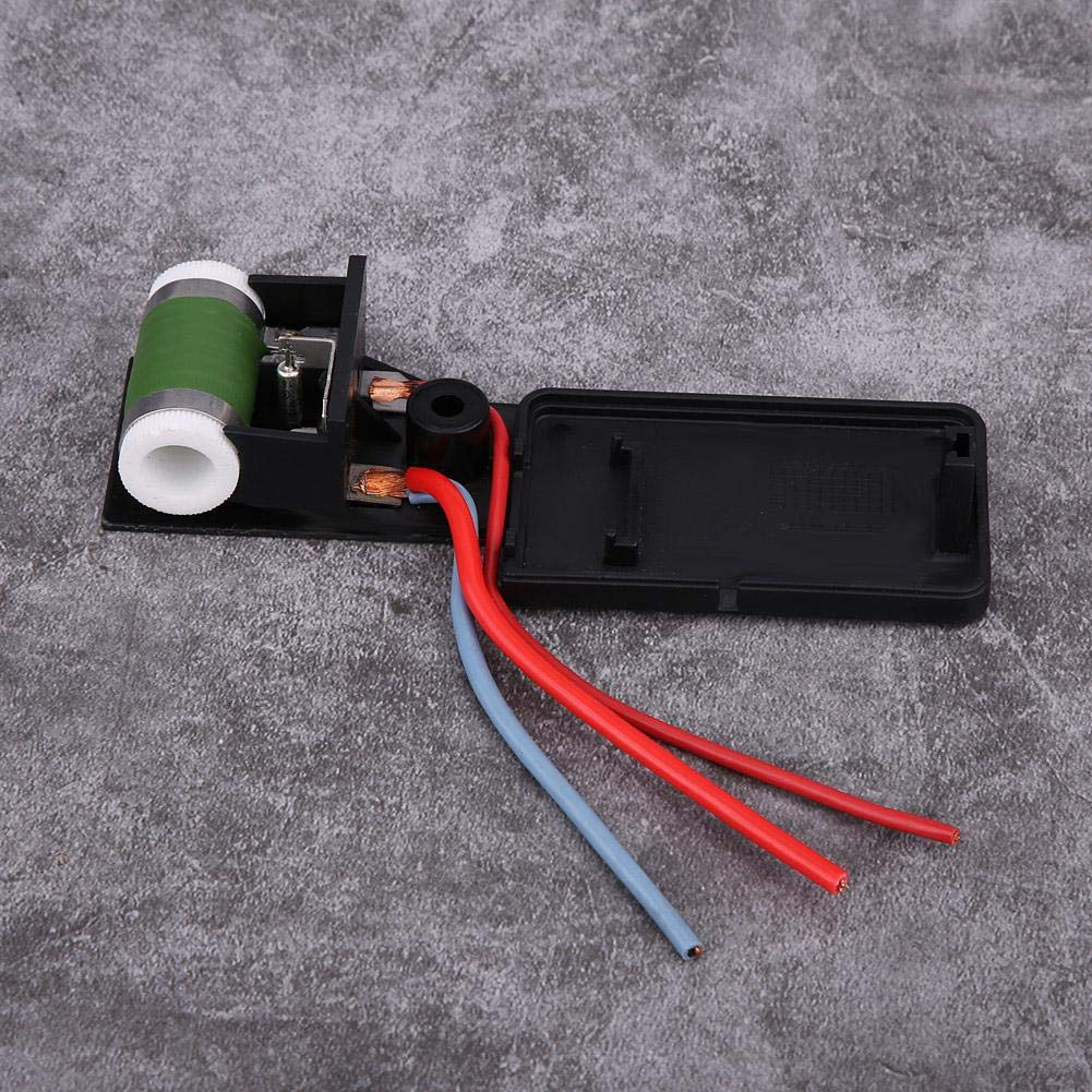 Resistenza del motore del ventilatore per Mini Cooper R50 R52 R53 03-08,17117541092R Radiatore di raffreddamento del motore per auto. Resistenza del ventilatore