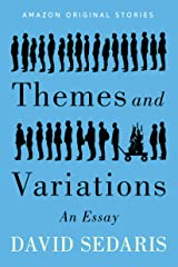 Themes and Variations Kindle Edition