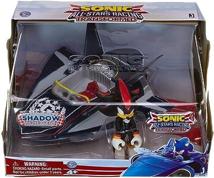 Sonic The Hedgehog All Star Racing Transformed Sonic// Shadow Track Set