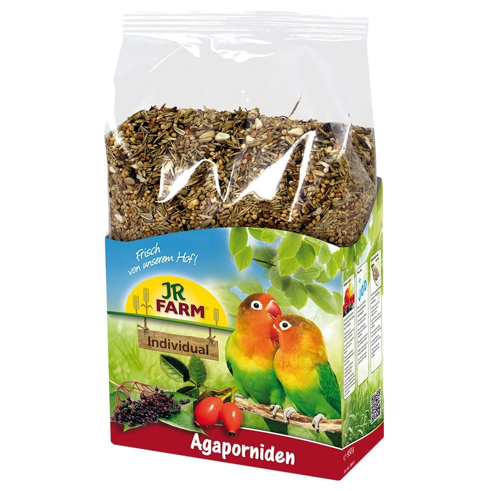 JR Birds Individual Agapornide 1 kg JR Farm