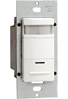Leviton ODS10-IDW PIR Commercial Grade Occupancy Sensor 2100 Sq-ft 120/277
