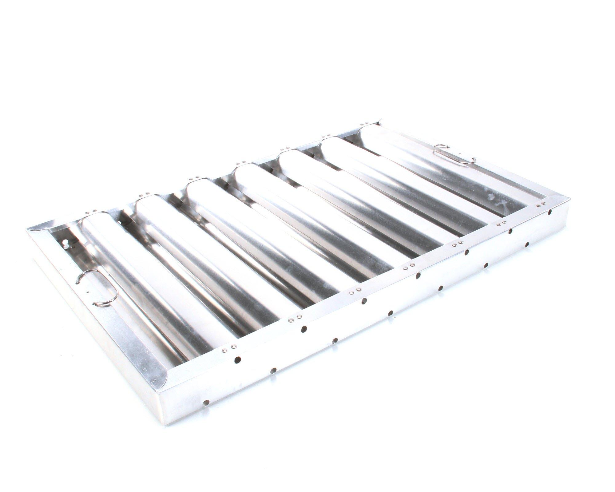 Component Hardware FA51-1625 Type 6 Aluminum Grease Filter, 16-Inch x 25-Inch by Component Hardware (Image #1)