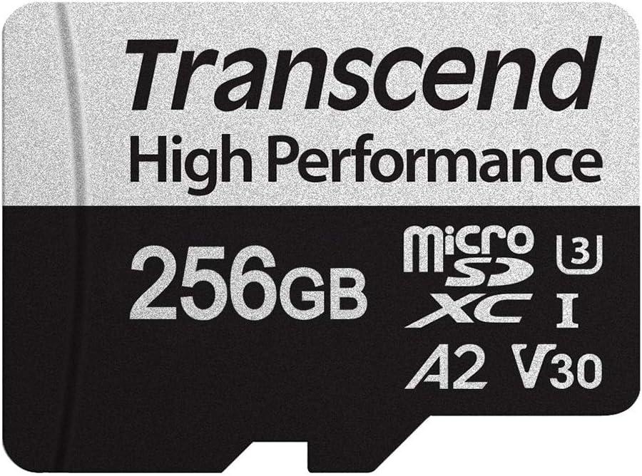 Transcend Ts256gusd330s Microsdxc 330s High Performance Computer Zubehör