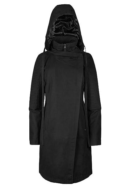 Musterbrand Star Wars Chaqueta Mujer Sith Lady Chaqueta Negro 34 (XS): Amazon.es: Ropa y accesorios