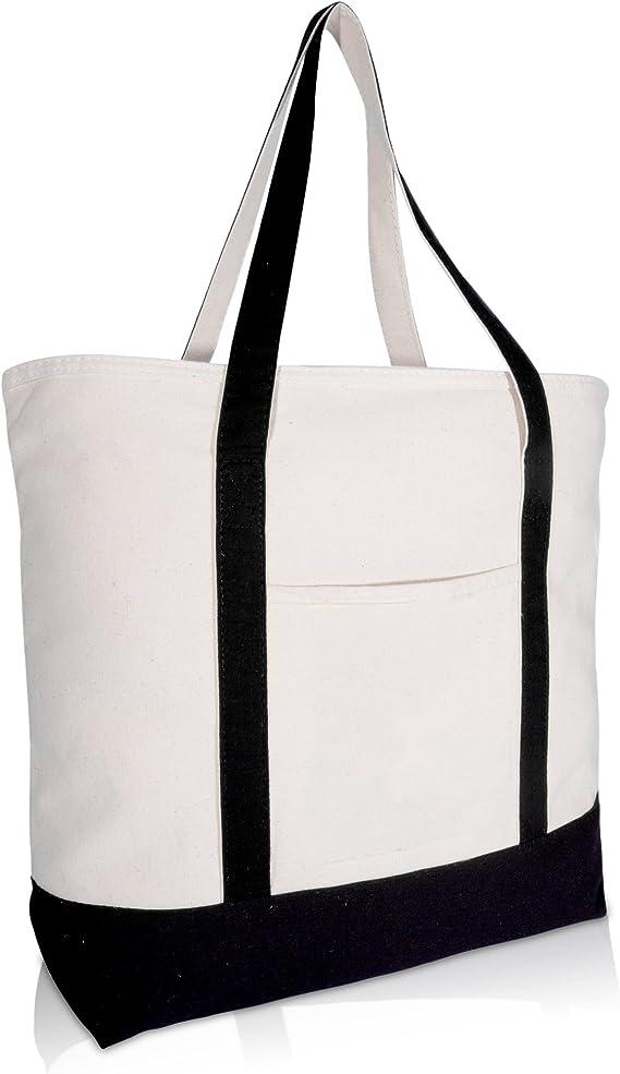 V 95 Cotton Canvas Tote Bag