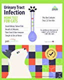 PetConfirm Urinary Tract Infection (UTI) Testing Kit for Cats (2 Tests)