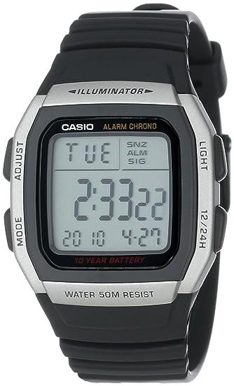 Casio W96H-1AV - Reloj digital para hombre
