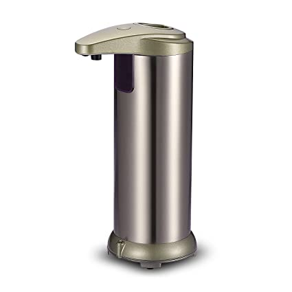 tinxi®280ml Dispensador de Jabón del Sensor Infrarrojo sin Contacto Dispensador Jabón Automático Dispensador del