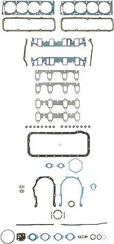 Amazon Com Fel Pro Fs 8554 Pt Full Gasket Set Automotive