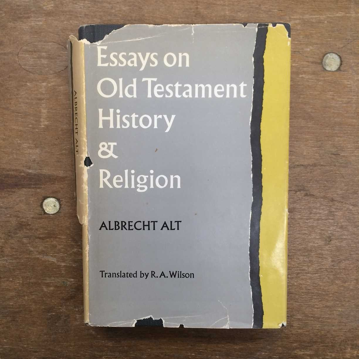 essays on old testament history and religion albrecht alt  essays on old testament history and religion albrecht alt com books