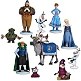 Disney Olaf's Frozen Adventure Deluxe Figure Play Set - 10-Pc.