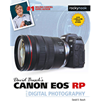David Busch's Canon EOS RP Guide to Digital Photography (The David Busch Camera Guide Series) book cover