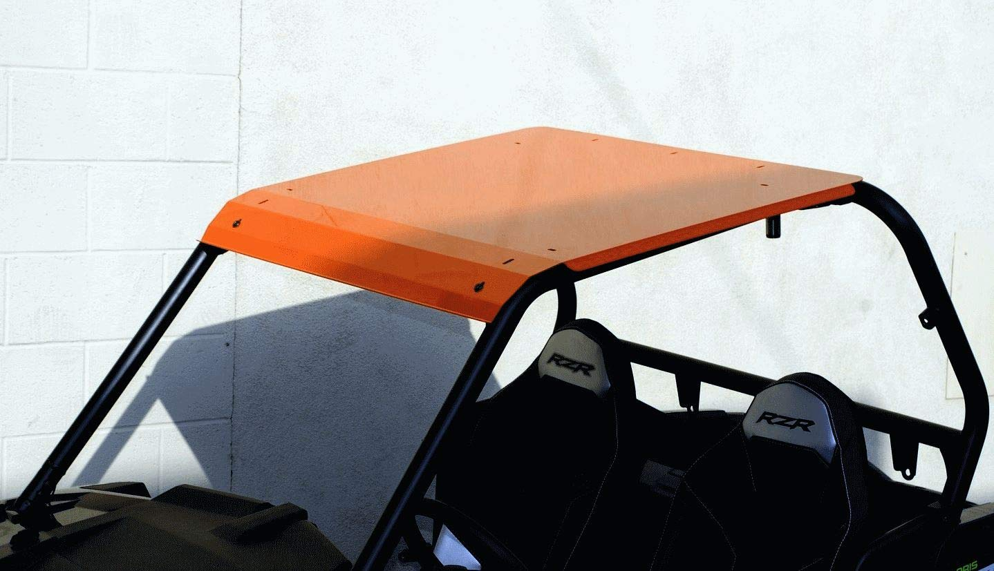 2015-2019 Polaris RZR 900 / 900S / 1000S / XP1000 / Turbo - Orange Aluminum Roof