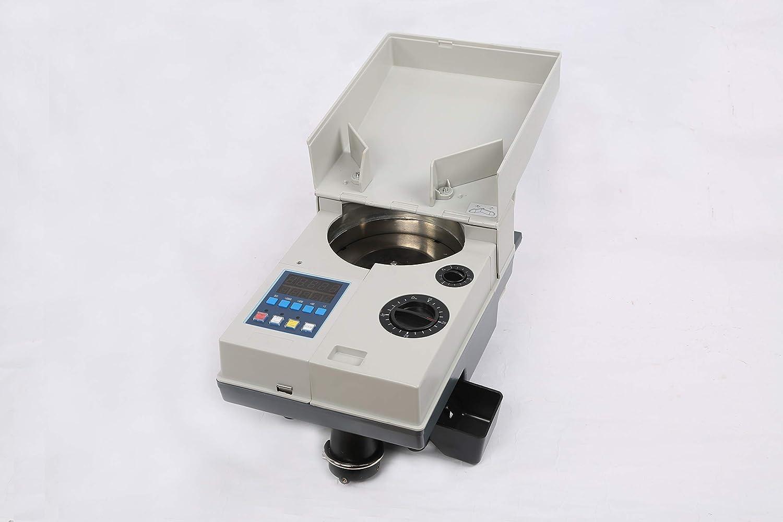 Ribao Technology CS-10 High Speed Coin Counter /& Sorter