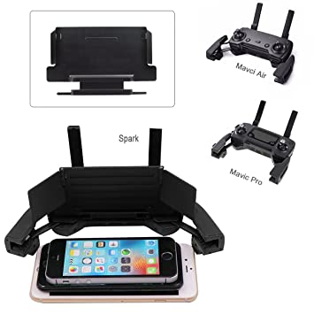 4 - 6 Pulgadas Smartphone Monitor Sun Hood Sunshade para dji Mavic ...