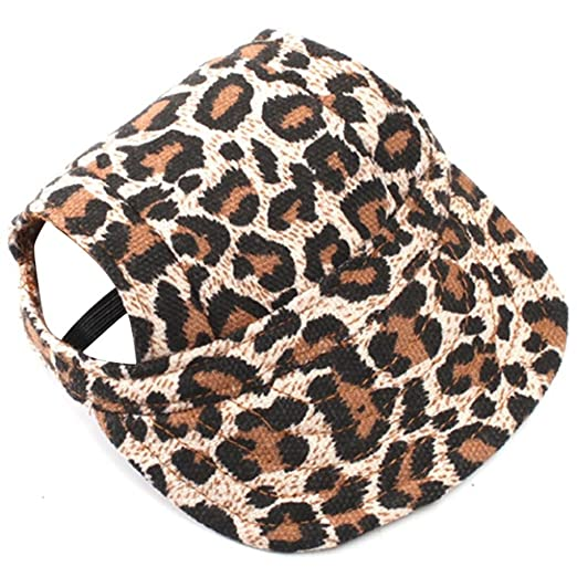 Boomboom Cool Cute Summer Pet Dog Cap Baseball Hats For Small Dog Outdoor  Hats … ( 510af572398