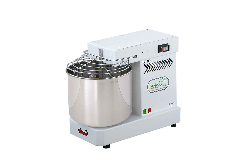 amazon Machine à pain pizza Pétrin à spirale professionnelle 10kg pour pain, Pizza, biscuits, Panettone, gâteau, pour un usage domicile ou professionnelle pas cher prix