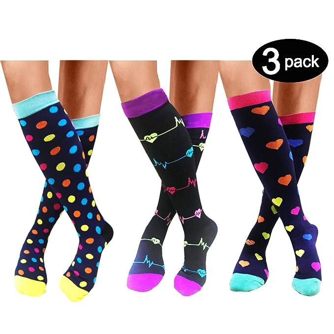 690d11cd97 Compression Socks For Men & Women –Funny socks Best Medical All  Sports,Travel,