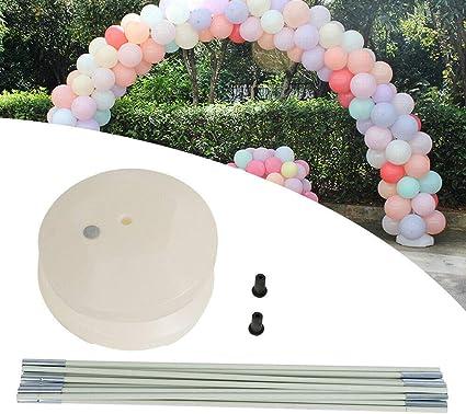 Balloon Arch Frame Kit Column Base Stand Wedding Birthday Party Event Decoration