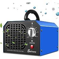 Generador de Ozono 6000 mg/ h Purificador Ozono de Aire Profesional con Temporizador de 180 min para Eliminaciónn de…