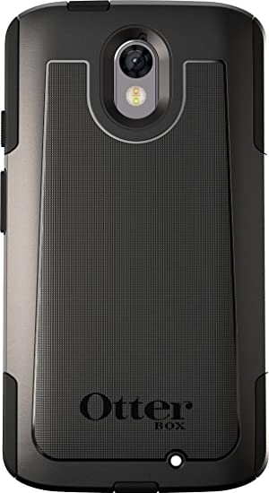 super popular 29e2c bbe54 OtterBox COMMUTER SERIES Case for MOTO X Force - Retail Packaging - BLACK