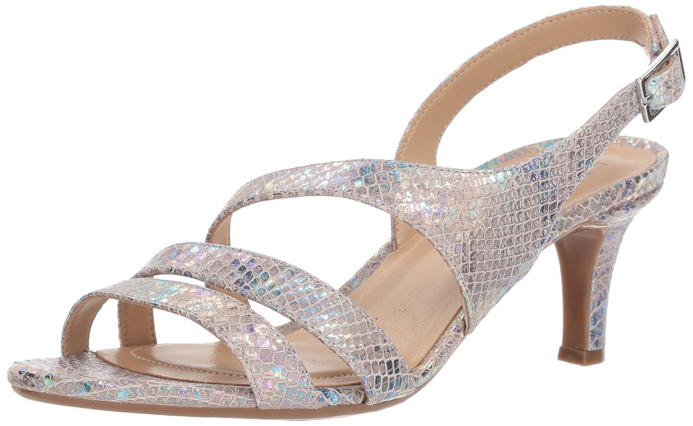 Silver Snake Naturalizer Women's Taimi Dress Sandal