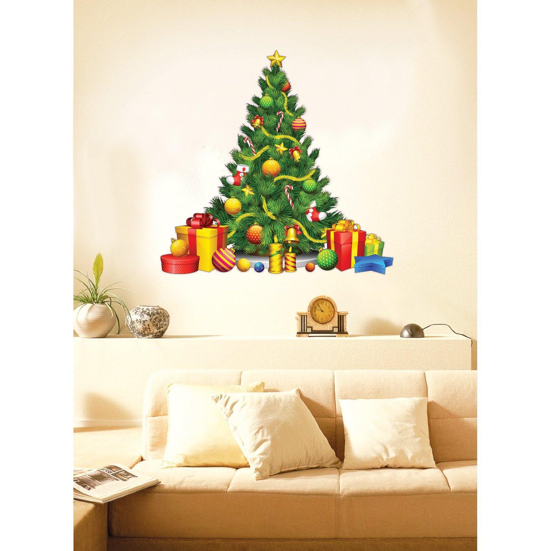 Amazon.com: Navidad y de día festivo para pared decoración ...