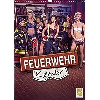 Feuerwehrkalender 2020 (Wandkalender 2020 DIN A3 hoch): Heiße Frauen in Feuerwehr - Einsatzsituationen (Monatskalender, 14 Seiten ) (CALVENDO Menschen)
