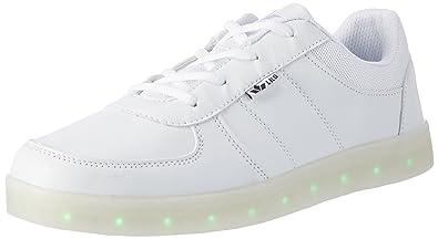 Disco Lico weiss Eu Adulte Blanc Mixte Sneakers Basses 42 BTwPdTq